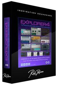 Rob Papen | eXplorer-4 bundle
