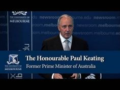 Former Australian Prime Minister Paul Keating will consider the issue of privacy in the age of new media in a lecture hosted by the University of Melbourne's Centre for Advanced Journalism.