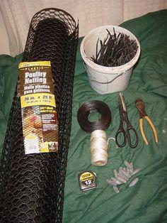 Rectangle bait fish trap bream trap perch trap for Homemade fish trap
