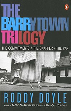 The Barrytown Trilogy by Roddy Doyle http://www.amazon.com/dp/0140252622/ref=cm_sw_r_pi_dp_a72Evb0ZE8B7Z