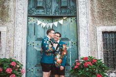 A&A | http://myvintageweddingportugal.com/ #thequinta #myvintageweddingportugal #weddinginportugal #portugalwedding #samesexmarriage #samesexmarriageinportugal #gaywedding #gayweddinginportugal
