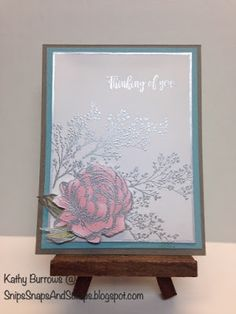 Snips, Snaps, and Scraps: January Stamp of the Month Blog Hop