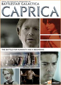 Top 25 Sci-fi Tv Shows countdown  #20 Caprica