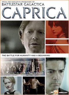 Top 25 Sci-fi Tv Shows countdown  #20 Caprica