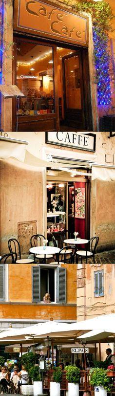 ~Cafe Life - Rome, Italy | House of Beccaria
