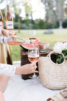Chloe Wine Collection Rosé Picnic in Golden Gate Park - The City Blonde