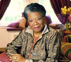 Admirable. Awesome. Angelou.