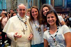 El papa defiende que las mujeres sean protagonistas y no invitadas :: Vaticano :: Religión Digital