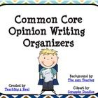 FREEBIE....Opinion Writing Organizers to help you support your students with writing. There are 3 free writing organizers to help supp...