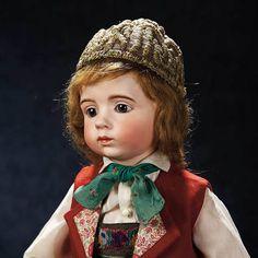When Dolls Break the Bank!!: Magnificent A. Marque from Stein Am Rhein. Courtesy Theriault's