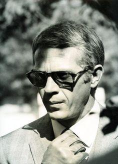 Steve McQueen in Persol 714