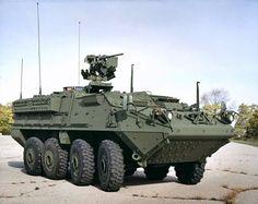 Estados Unidos venderá a Lituania 168 blindados Stryker por 599 millones de dólares