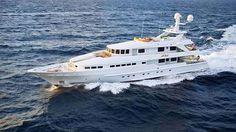 44.1 metre motor yacht At Last