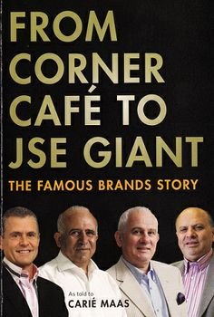 BOOK REVIEW | From Corner Café to JSE Giant, by Carié Maas http://ow.ly/t1FZv