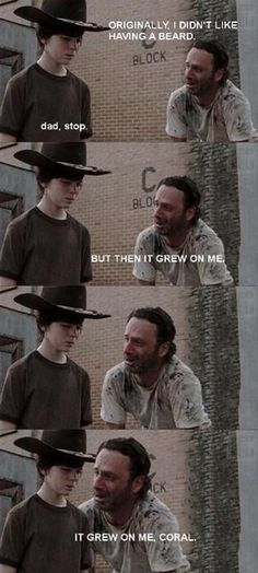 I love these Walking Dead memes.