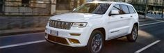 Gallerij: Test Jeep Grand Cherokee