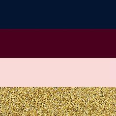 Trendy wedding colors blush and gold pink ideas Navy Wedding Colors, Burgundy And Blush Wedding, Best Wedding Colors, Pink And Gold Wedding, Gold Wedding Theme, Blush And Gold, Wedding Color Schemes, Dream Wedding, Trendy Wedding