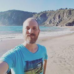 ...Costo pero llegamos #playa #escondida #cosasdepapa