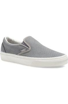 d9b3fdcb9f Vans  Classic  Slip-On Sneaker (Women) available at  Nordstrom Mens