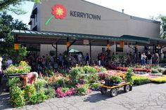 Why go to the grocery store when we have the Ann Arbor Farmers Market?