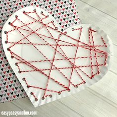 We have a valentines day craft idea that is perfect for toddlers and kids in preschool to share with you. This threaded heart paper plate craft is great for fine motor skills and  looks pretty great. *this post contains affiliate links* Threaded Heart Paper Plate Craft If working with younger kids, you will need to cut …