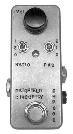 Fairfield Compression pedal