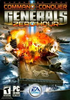 Full Version PC Games Free Download: Command and Conquer Generals Zero Hour Download Fr...