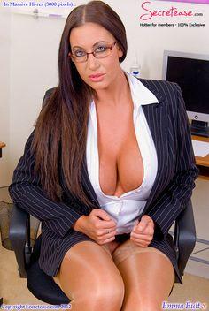 Emma Butt In Office 1