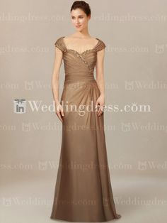 Mother of the groom dresses can be really amazing at InWeddingDress.com. Shop yours today!