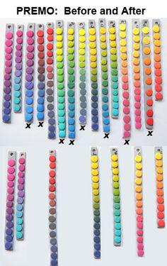 Premo color mixing examples