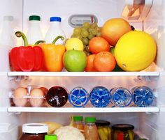 10 Daily Gut Busters: Store produce at eye level in your fridge