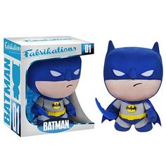 Fabrikations are a new line of plush figures from Funko. It's a unique line of…