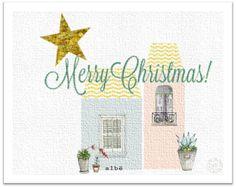 Merry Christmas 2014 by albë