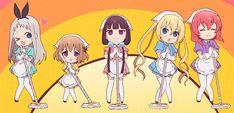 Blend S, Anime
