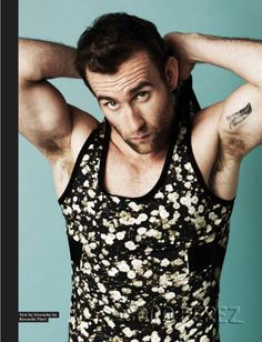Drool Over Harry Potter Star Matthew Lewis' Abs ON VIDEO!!! | CocoPerez.com