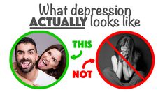 People always assume that depression is a visible battle. The truth is when a person is really depressed they either show up acting very happy or they don't show up at all. Here are some heart wrenching stories about what's really going on behind the mask. depression