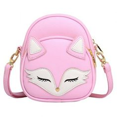 SHARE & Get it FREE | Cute Fox Pattern and PU Leather Design Women's Crossbody BagFor Fashion Lovers only:80,000+ Items·FREE SHIPPING Join Dresslily: Get YOUR $50 NOW!