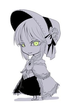Doll | Bloodborne