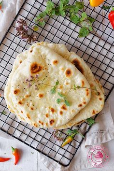 Naan, Grilling, Food And Drink, Bread, Cooking, Recipes, Homemade Products, Blog, Recipe