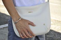 The colours of the sky Furla, Colours, Handbags, Blog, Totes, Blogging, Purses, Hand Bags, Bags