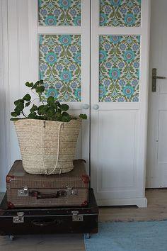 Wheel on suitcase: Huset ved fjorden