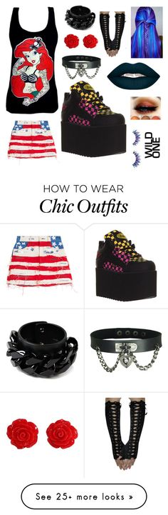 """""""Make Some Noise!"""" by thatemokidyouhate on Polyvore featuring Marc Jacobs, Disney, Collectif and Givenchy Chic Outfits, Givenchy, Marc Jacobs, How To Make, How To Wear, Shoe Bag, Disney, Polyvore, Stuff To Buy"""