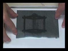 art, film, animation, Brusspup, optical illusions