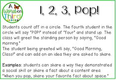 4 Morning Meeting Greetings Your Students Will LOVE