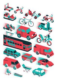 Race to Death Project by Aron Vellekoop León
