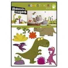 Muursticker Dinosaurs, bij ons te koop!