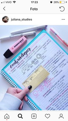 BIOLOGIA Study Inspiration, Notebook, Journal, Study Motivation, School Stuff, Stationary, Kpop, Travel, Mind Maps