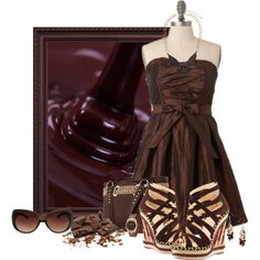 Untitled #341, created by phoenixsongdreamer on Polyvore
