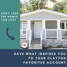 64 inspiring favorite home models images in 2019 clayton rh pinterest com