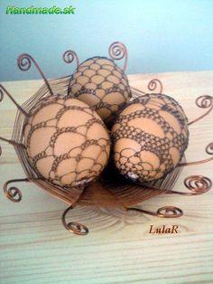 kraslice v brnení - Dekorace | handmade.sk - ručná výroba, výrobky, ručná práca, predaj, obchod